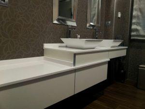 muebles baño dos pozas