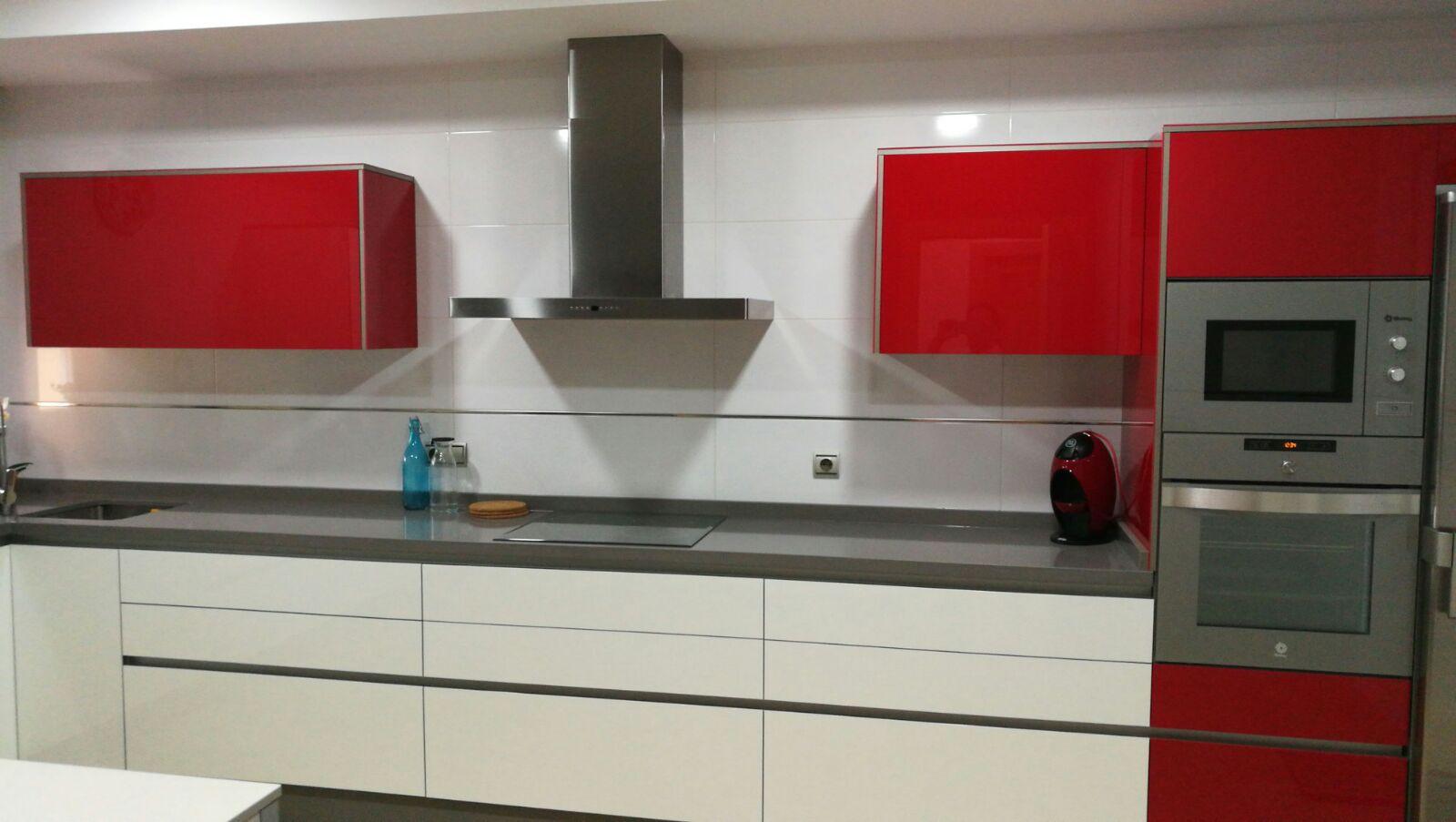 cocina roja caravaca